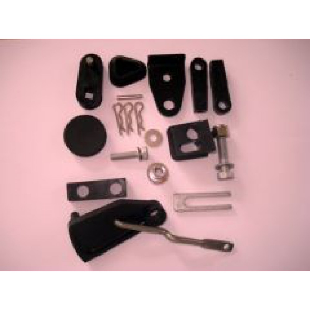 Yamaha aanbouwkit afstandsbediening F9,9/F15 4-takt 66M-48501-00