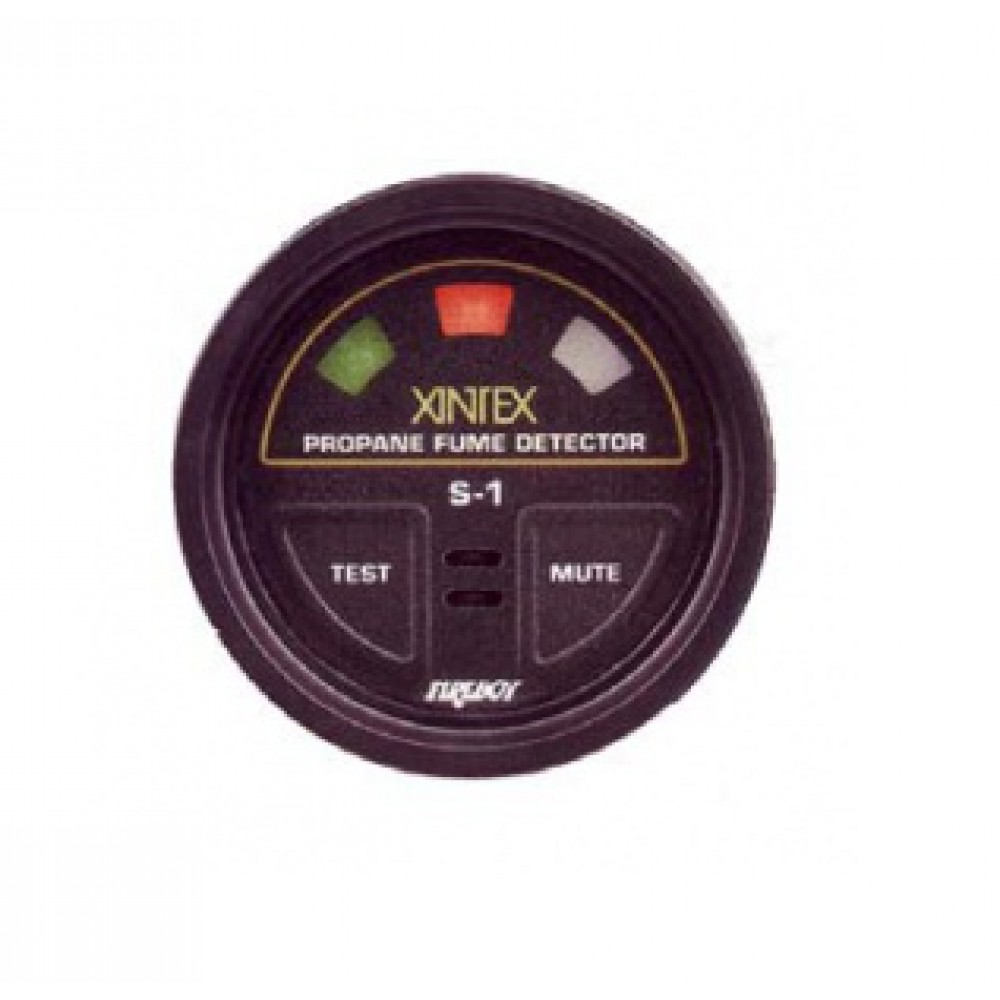 Propane fume detector