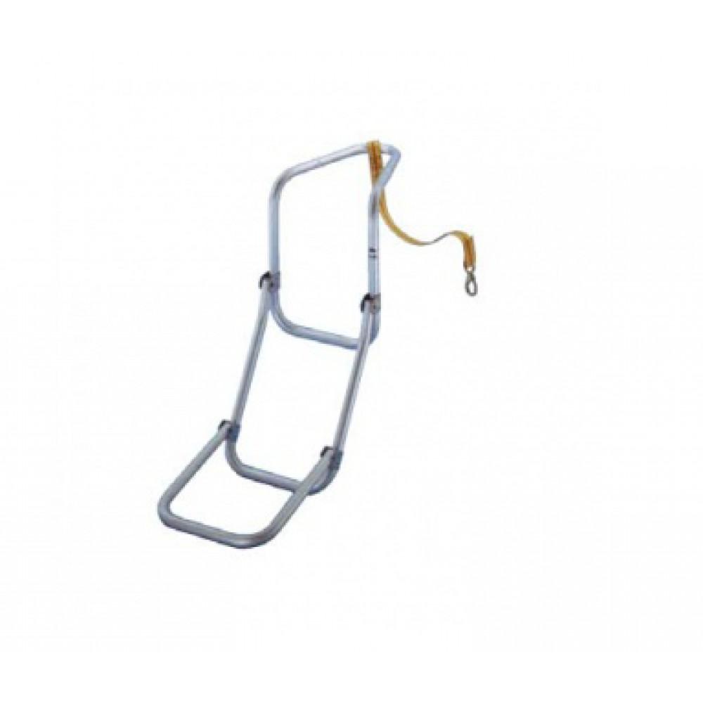 Opklapbare ladder 3 staps