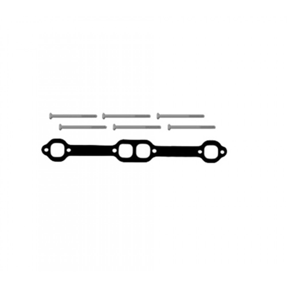 Indmar Manifold mounting kit V8 small kit
