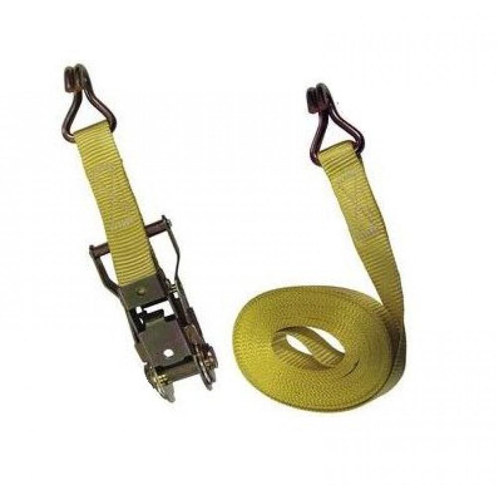 Spanband 6 meter J haak 1500 kg