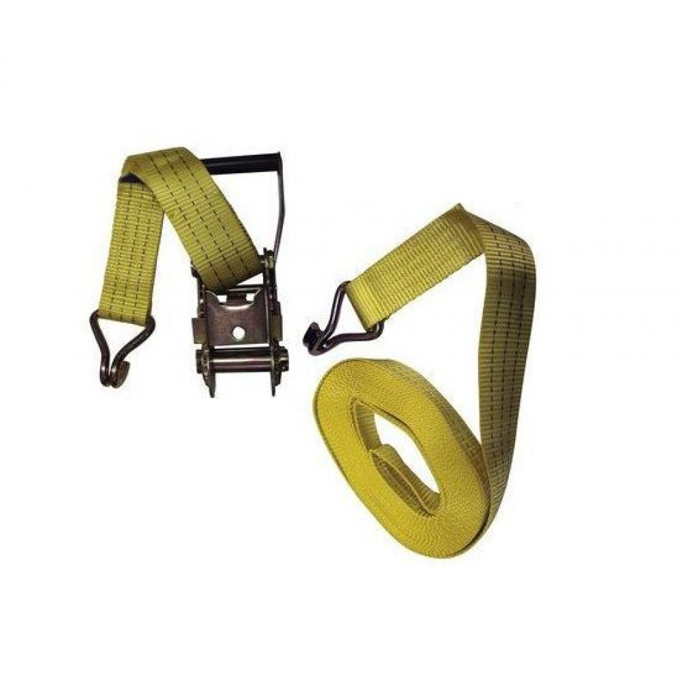 Spanband 8 meter J haak 3000 kg